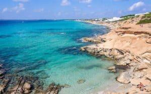 Calo des Mort, Formentera Balearic Islands, Ses Illetes, Formentera beaches, best restaurants in Formentera, best bars in formentera, when to visit Formentera, Top 20 Beach Destinations in the world, best Formentera Beaches, Formentera Trous & Activities