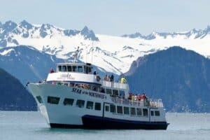 Seward Shore Excursion, Kenai Fjords Wildlife Cruise with Optional Buffet Lunch,  Best Alaska Cruise Shore Excursions, Alaska Cruise Ports, Alaskan Cruise shore excursions, best cruise deals, cruise deals, all about cruises, best priced cruises