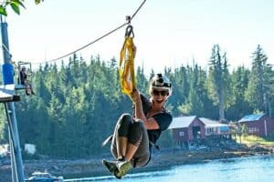 Ketchikan Shore Excursion: Rainforest Canopy Ropes and Zipline Adventure Park,  Best Alaska Cruise Shore Excursions, Alaska Cruise Ports, Alaskan Cruise shore excursions, best cruise deals, cruise deals, all about cruises, best priced cruises