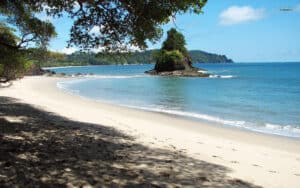 La Playita, Manuel Antonio Park Costa Rica, best Costa Rica beaches, top beaches in the world, world's best beaches, things to do in Manuel Antonio, best hotels in Manuel Antonio National Park, best restaurants in Manuel Antonio National Park
