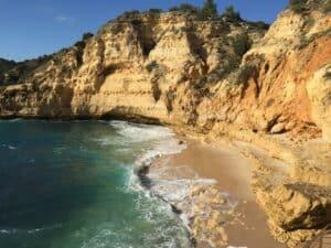 Praia do Paraíso beach, Carvoeiro Algarve Portugal, Portugal's best beaches, top beaches in the world, Things to do in Carvoeiro, best restaurants in Carvoeiro, best bars in Carvoeiro, Carvoeiro attractions, Carvoeiro beaches, top beaches in the world