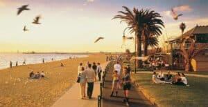 St Kilda Beach, Melbourne Australia, Melbourne Australia beaches, best Australia beaches, things to do in Melbourne Australia, best hotels in Melbourne Australia, best restaurants in Melbourne Australia, best bars in Melbourne Australia, beach travel