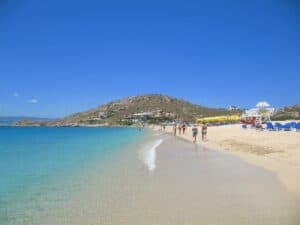 Agios Prokopios Beach, Naxos Greece, The Cyclades, best Naxos beaches, best Naxos hotels, best Naxos restaurants, best Naxos bars, things to do in Naxos, Recommended Naxos tours & activities