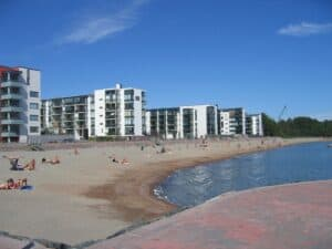 Aurinkolahti Beach, Helsinki Norway, best Helsinki beaches, best Helsinki hotels, best Helsinki restaurants, best Helsinki bars, things to do in Helsinki, Recommended Helsinki tours& Activities