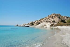 Mikri Vigla Beach, Naxos Greece, The Cyclades, best Naxos beaches, best Naxos hotels, best Naxos restaurants, best Naxos bars, things to do in Naxos, Recommended Naxos tours & activities