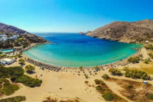 Galissas Beach, Syros Island Greece, The Cyclades, best Syros beaches, best beaches of the Cyclades, things to do in Syros, best Syros hotels, best Syros Restaurants, best Syros bars, recommended Syros Tours & Activities