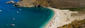 Achla Beach, Andros Island Vacations, The Cyclades, best Andros Greece hotels, best Andros restaurants, best Andros bars, things to do in Andros Greece, best tours and activities in Andros Greece, Best Andros beaches