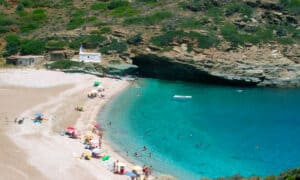 Vitali Beach, Andros Island Vacations, The Cyclades, best Andros Greece hotels, best Andros restaurants, best Andros bars, things to do in Andros Greece, best tours and activities in Andros Greece, Best Andros beaches