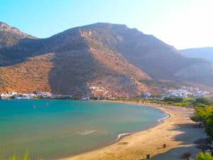 Kamares Beach, Sifnos Island Greece, The Cyclades, Sifnos hotels, things to do in Sifnos, Sifnos restaurants, best Sifnos beaches
