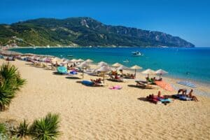 Agios Georgios Beach, Folegandro Island Greece, The Cyclades, best Folegandro beaches, best Folegandro hotels, best Folegandro restaurants, things to do in Folegandro