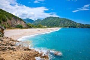 Karavostasi Beach, Folegandro Island Greece, The Cyclades, best Folegandro beaches, best Folegandro hotels, best Folegandro restaurants, things to do in Folegandro