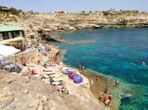 Cala Creta Beach, Lampedusa Island Sicily, Top 20 Beach destinations, World's best beaches