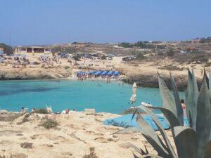 Cala Croce Beach, Lampedusa Island Sicily, Top 20 Beach destinations, World's best beaches