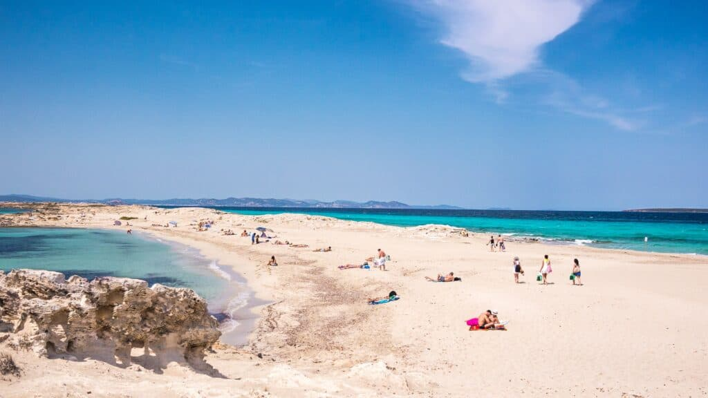 Playa de Ses Illetes, Formentera, Balearic Islands, Top 20 Best Beaches in the World 2020, World's best beaches