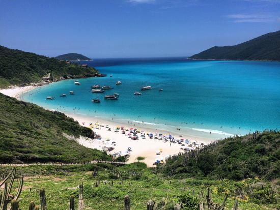 Prainhas do Pontal do Atalaia, Arraial do Cabo Brazil, World's best beaches, Top 20 beach destinations in the world 2020