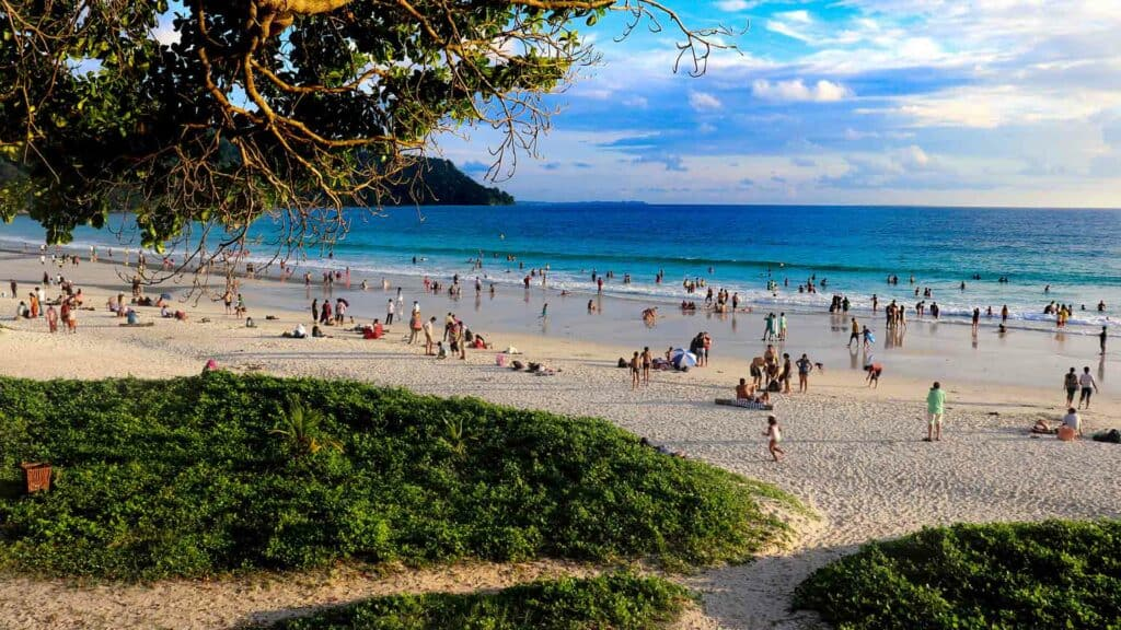 Radhanagar Beach, Havelock Island, Andaman & Nicobar Islands, Top 20 Beach Destinations in the World 2020, World's best beaches