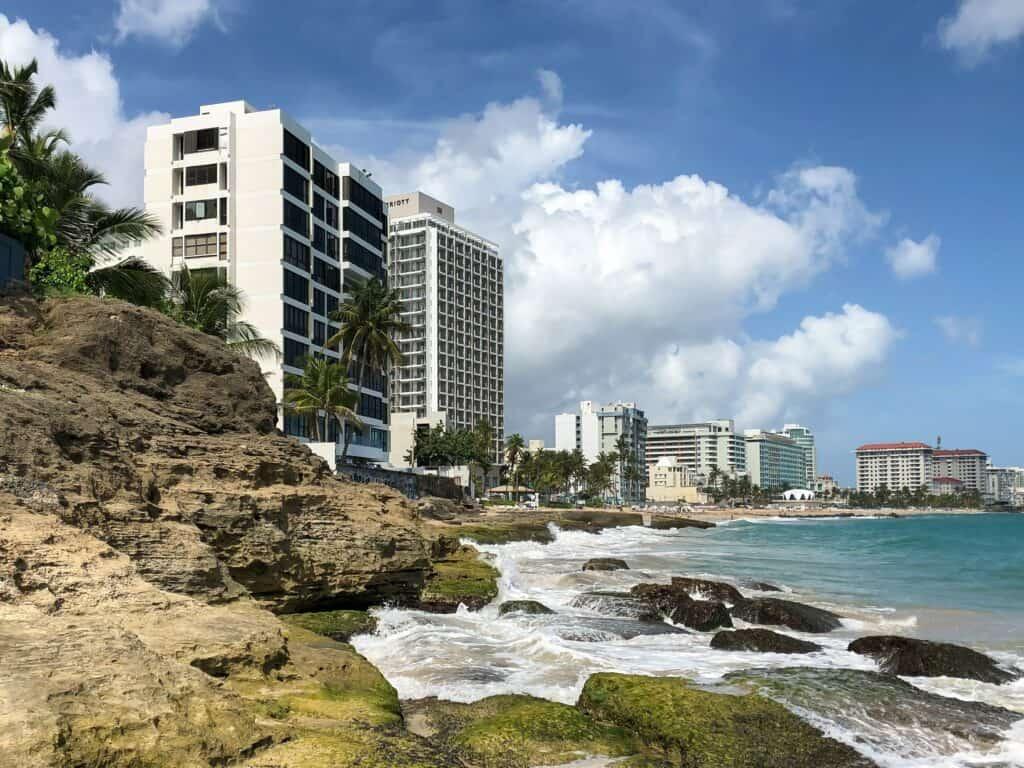 Great US Beach destinations, Miami Beach, Atlantic City, Laguna Beach