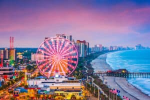 Myrtle Beach Boardwalk, South Carolina Beaches, Myrtle Beach, activities & tours Myrtle beach, best Myrtle beach hotels, best Myrtle beach restaurants, Myrtle beach weather, when to visit Myrtle Beach