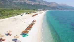 Borsh Beach, best Albania Beaches, Albania Riviera, best beaches in Europe