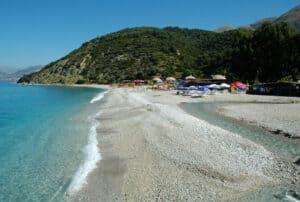 Bunec Beach, best Albania Beaches, Albania Riviera, best beaches in Europe