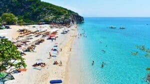 Gjipe Beach, best Albania Beaches, Albania Riviera, best beaches in Europe