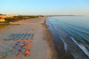 Golem Beach, best Albania Beaches, Albania Riviera, best beaches in Europe