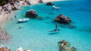 Himara Beach, best Albania Beaches, Albania Riviera, best beaches in Europe