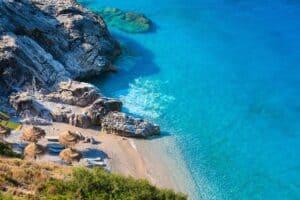 Jale Beach, best Albania Beaches, Albania Riviera, best beaches in Europe