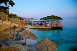 Ksamil Islands, best Albania Beaches, Albania Riviera, best beaches in Europe