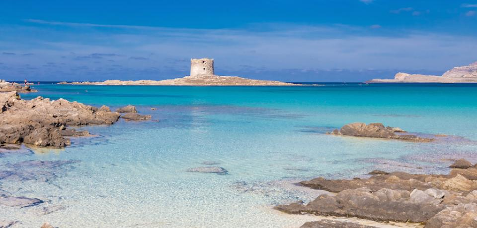 La Pelosa Beach, Stintino, Italy, best beaches of Italy