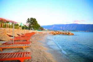 Orikum Beach, best Albania Beaches, Albania Riviera, best beaches in Europe