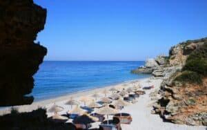 Dhermi Beach, best Albania Beaches, Albania Riviera, best beaches in Europe