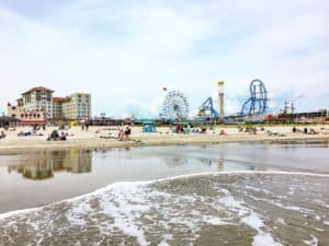 Ocean City beach, best east coast beaches, best New Jersey beaches, Cape May beaches, Cape May NJ Hotels, best Cape May restaurants, best Cape May Outdoor Bars, best Cape May tours & activities, best time to visit Cape May NJ