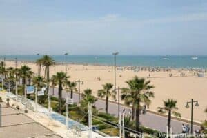 Playa Las Arenas Valencia, Spain Beaches, best Spain Beaches, beach travel destinations, beach travel, beach vacations