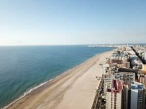 Playa de la Victoria, Spain, Spain Beaches, best Spain Beaches, beach travel destinations, beach travel, beach vacations