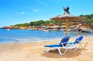 Pou des Lleo Beach Ibiza Spain, Hotels on Ibiza Spain, best Ibiza hotels, Ibiza Spain Weather, best time to visit Ibiza, best Ibiza tours & activities, best Ibiza restaurants, best Ibiza beach bars, best Ibiza beaches