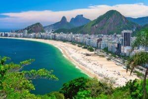 Copacabana Beach, Brazil, best Brazil beaches, Most Amazing beaches in Brazil, beach travel destinations, beach travel