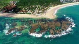 Porto de Galinhas, Brazil, best Brazil beaches, Most Amazing beaches in Brazil, beach travel destinations, beach travel
